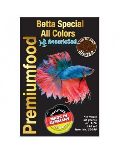 DISCUSFOOD Betta Special All Colors