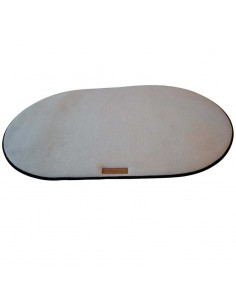 Tapis pour chien Scilly Oval Mat anti-dérapant